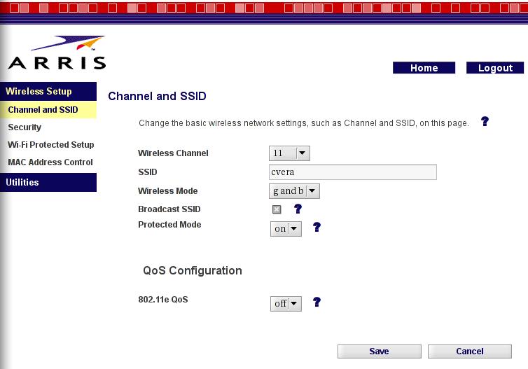 Accediendo a los modem Arris de VTR | El rincón de Zerial