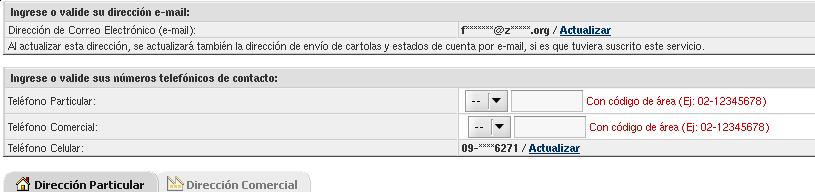 Santander - Seguridad